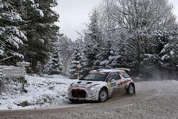 Joakim Roman, Henrik Appelskog, Citroën DS3 R5