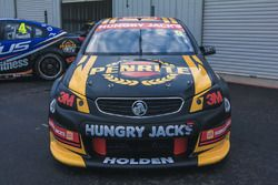 The car of David Reynolds, Erebus Motorsport