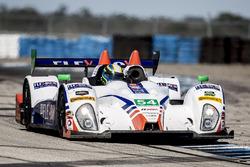 #54 CORE autosport Oreca FLM09: Джон Беннетт, Колін Браун, Марк Вілкінс