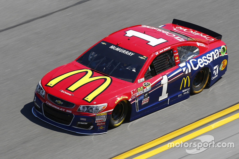 Startplatz 6: Jamie McMurray (Ganassi-Chevrolet)