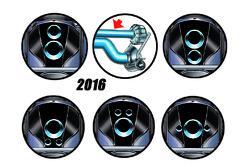 Tubo di scarico 2016