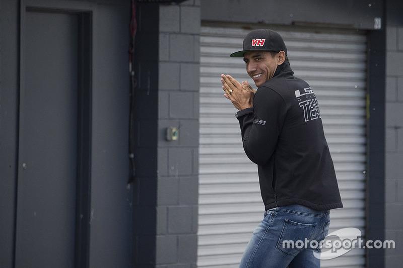 Yonny Hernández, Aspar MotoGP Team