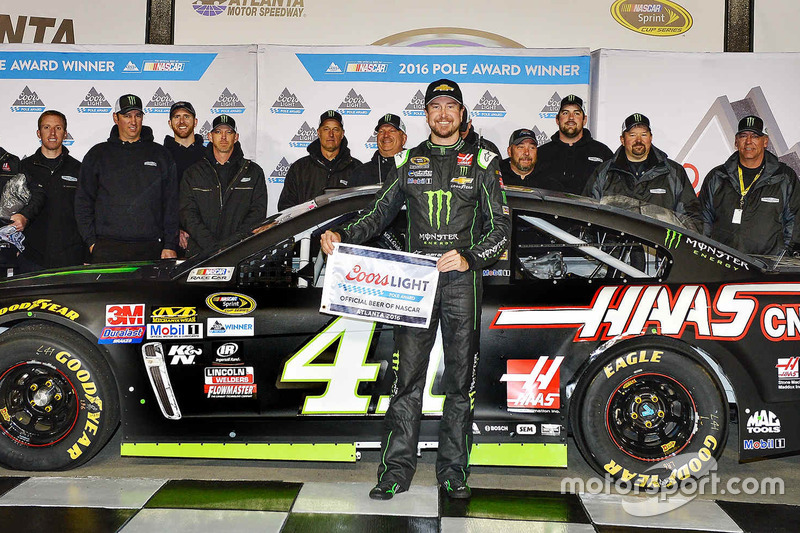 Atlanta: Kurt Busch (Stewart/Haas-Chevrolet)