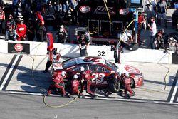 Pit-stop de David Ragan, BK Racing Toyota