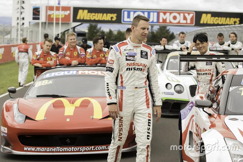 Florian Strauss, Nissan Motorsports