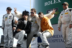 #20 BAR1 Motorsports Oreca FLM09: Johnny Mowlem, Tomy Drissi, Marc Drumwright
