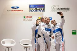Marino Franchitti, Stefan Mücke, Andy Priaulx, Olivier Pla, Chip Ganassi Racing