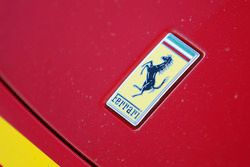 Detalle Ferrari