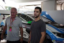 Toine Hezemans et Loris Hezemans, Target Competition, SEAT León TCR