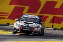 Gianni Morbidelli, Honda Civic TCR, WestCoast Racing