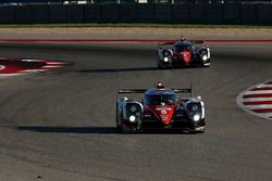 #5 Toyota Racing, Toyota TS050 Hybrid: Anthony Davidson, Sébastien Buemi, Kazuki Nakajima; #6 Toyota