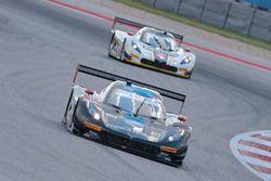 #10 Wayne Taylor Racing, Corvette DP: Ricky Taylor, Jordan Taylor; #5 Action Express Racing, Corvett