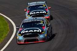 Scott Pye, Team Penske Ford, Fabian Coulthard, Team Penske Ford