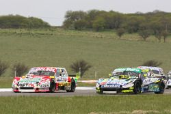 Juan Pablo Gianini, JPG Racing Ford, Nicolas Gonzalez, AP Competicion Torino