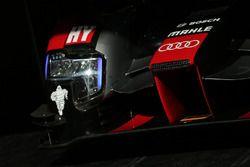 #7 Audi Sport Team Joest Audi R18, фрагмент