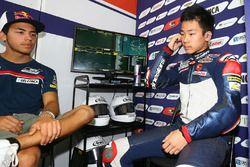 Enea Bastianini, Gresini Racing Team Moto3, Ayumu Sasaki, Gresini Racing
