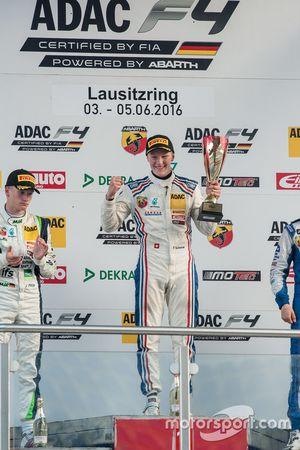 Podio: Fabio Scherer, Jenzer Motorsport