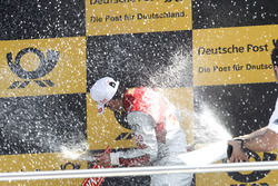 Podium: Miguel Molina, Audi Sport Team Abt Sportsline, Audi RS 5 DTM