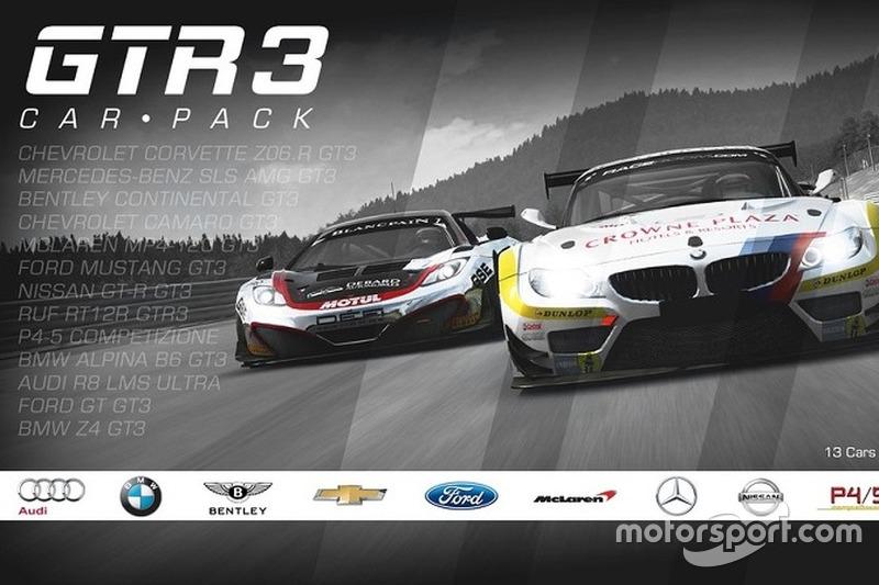 RaceRoom, GTR3