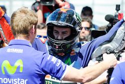 Sieger Jorge Lorenzo, Yamaha Factory Racing