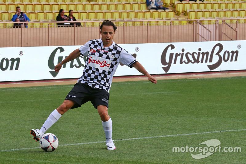 Felipe Massa - Sao Paulo, Milán y Barcelona
