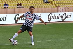 Felipe Massa, Williams, lors d'un match de football caritatif