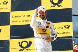 Podium: Le vainqueur Timo Glock, BMW Team RMG, BMW M4 DTM