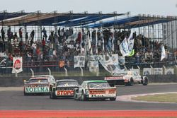 Santiago Mangoni, Laboritto Jrs Torino, Mauro Giallombardo, Stopcar Maquin Parts Racing Ford, Prospe