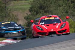 #54 Racers Edge Motorsports SIN R1 GT4: Scott Heckert
