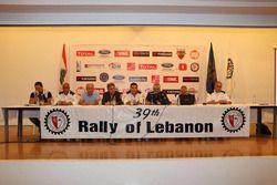 الإعلان عن النسخة الـ39 من رالي لبنان