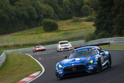 Gerwin', Abdulaziz Al Faisal, Adam Christodoulou, Yelmer Buurman, Black Falcon, Mercedes-AMG GT3