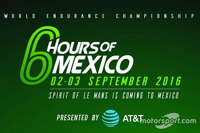 Logo 6 Horas de México