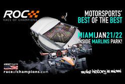 Bekanntgabe: Race of Champions in Miami 2017