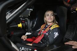 #6 V8 Racing Renault RS01: Carmen Jorda