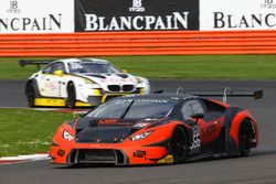 #666 Barwell Motorsport, Lamborghini Huracan GT3: Mark Poole, Richard Abra, Joe Osborne