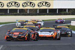 #48 Interlloy M Motorsport Lamborghini Gallardo R-EX: Justin McMillan, Glen Wood