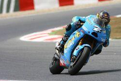 Chris Vermeulen, Suzuki MotoGP