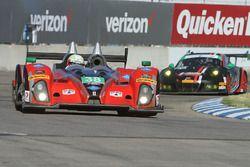 #38 Performance Tech Motorsports ORECA FLM09 : James French, Kyle Marcelli