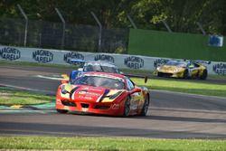 Davide Roda Petri corse Morosport, Lamborghini Huracan-S.GTCup #114