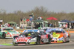 Guillermo Ortelli, JP Racing Chevrolet, Jonatan Castellano, Castellano Power Team Dodge, Mariano Altuna, Altuna Competicion Chevrolet