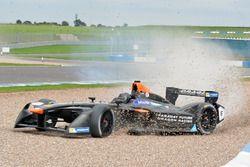 Unfall: Loic Duval, Dragon Racing