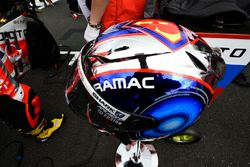 Casco de Scott Redding, Pramac Racing