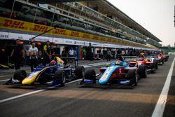 Santino Ferrucci, DAMS & Akash Nandy, Jenzer Motorsport