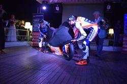 Livrea USA della Forward Racing a Misano