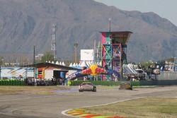 Leonel Pernia, Las Toscas Racing Chevrolet, Juan Martin Trucco, JMT Motorsport Dodge