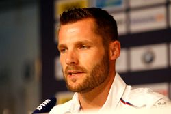 Press Conference, Martin Tomczyk, BMW Team Schnitzer, BMW M4 DTM