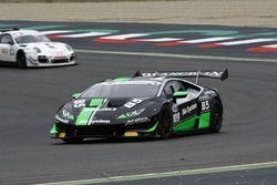 Lamborghini Huracan #109, Necchi-Spinelli, Antonelli Motrosport