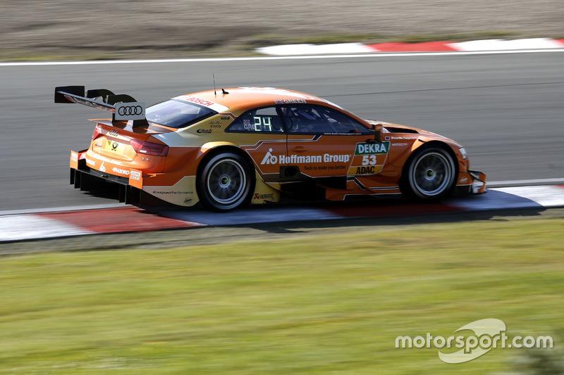 Zandvoort 2: Jamie Green (Rosberg-Audi)