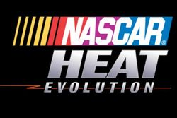 NASCAR Heat Evolution oyunu