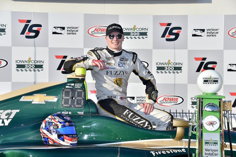 Ganador Josef Newgarden, Ed Carpenter Racing Chevrolet